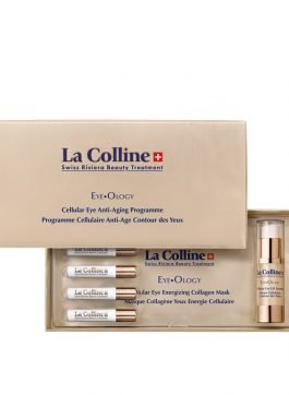La Colline Cellular Eye Anti-aging Programme - Eye Ology 5 sets