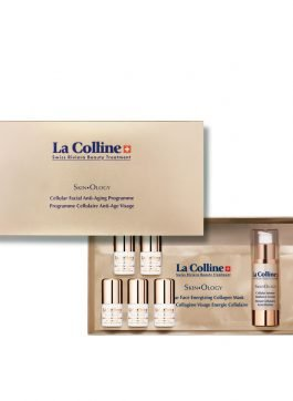 La Colline Cellular Facial Anti-aging Programme - Skin Ology 5 sets