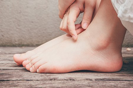 5 Steps to Achieving a Fabulous Looking Feet - post
